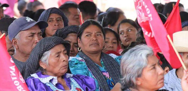 Niega Antorcha de Oaxaca acusaciones de alcalde de Mixtepec