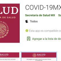 La Ssa presentó oficialmente la aplicación COVID-19MX para dispositivos móviles