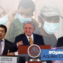 Opinión invitada de Aquiles Córdova: Con y sin pandemia, ¿qué debemos hacer los mexicanos?