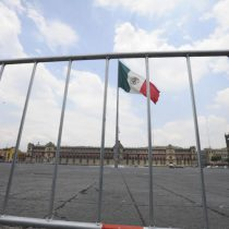 Cierran acceso al Zócalo y otras calles por emergencia sanitaria