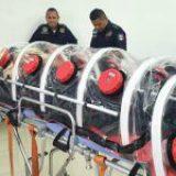 Yucatán equipa ambulancias con cápsulas aislantes