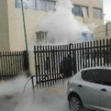 Desalojan hospital de Tlalnepantla por una fuga de oxígeno