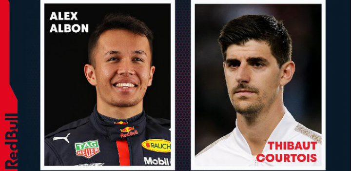 Thibaut Courtois competirá en el Gran Premio virtual de China de F1