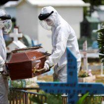 México suma 4 mil 477 muertes por Covid-19 y 42,595 contagiados