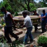 México registra récord en número de muertes y casos activos de Covid-19