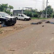 Reportan 5 muertos tras balacera en Oaxaca