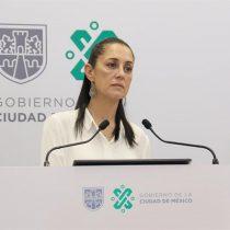Ocupación hospitalaria al 80%.-Claudia Sheinbaum