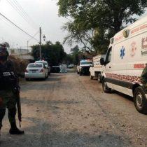 Matan a 5 personas en ataque en Temixco, Morelos