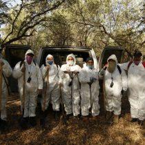 La ONU pide a México continuar la búsqueda de desaparecidos