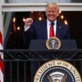 Trump anuncia que dejó de tomar hidroxicloroquina