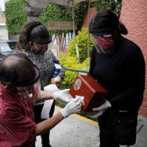 México registra 4 mil 220 muertes por Covid-19 y 40 mil 186 contagios