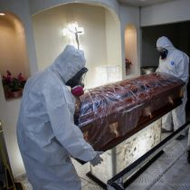 México suma 2,271 muertes por Covid-19 y 24,905 contagios