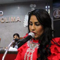 Reportan la desaparición de diputada de Morena en Colima