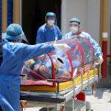 Quedan dos hospitales en CDMX con disponibilidad alta para pacientes con Covid-19