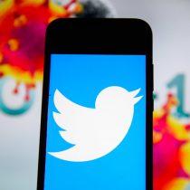Twitter etiqueta información controvertida sobre Covid-19