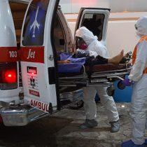 En el Valle de México están saturados 55 hospitales