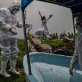 México supera las 9 mil muertes por Covid-19