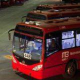 Metrobús dosificará el ingreso de pasajeros a partir del lunes