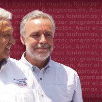 Morena, el partido oficial, se autodestruye