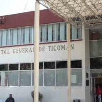 Vandalizan hospital de Ticomán; exigían atención