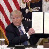 Trump se brinca leyes que impiden reabrir la economía