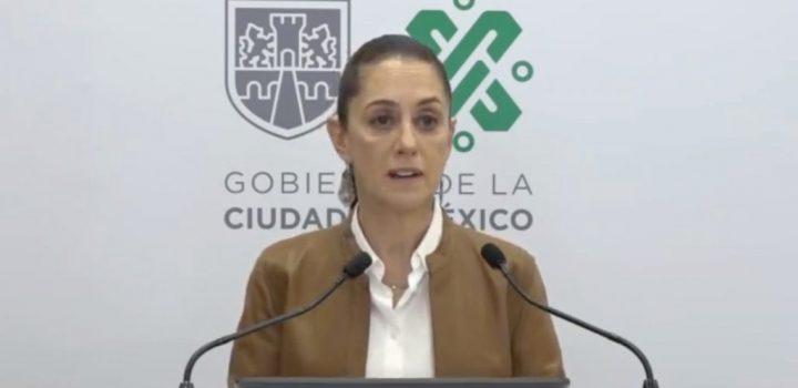 No vamos a adquirir más ventiladores en la Ciudad de México: Sheinbaum