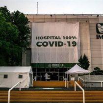 Mantienen hospitales alta ocupación por 27 días