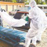México supera las 20 mil muertes y los 170 mil contagios de Covid-19