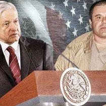 """""""Mientes, no hay trabajo"""" y """"sólo atiendes a la mamá de El Chapo""""; le gritan a AMLO"""
