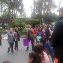 Protestarán mañana en Coyoacán, demanda apoyo alimentario