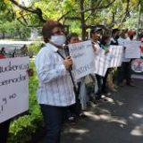 Antorcha exige a SEDAGRO que atienda petición de fertilizante para miles de campesinos