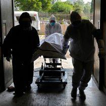 Rebasa México 18 mil muertes por Covid-19