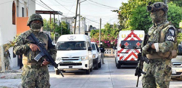 Advierten aumento en violencia de cárteles en México durante la pandemia de Covid