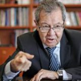 "Son ""golpistas"" porque no quieren a la democracia: Muñoz Ledo a diputados de MORENA"