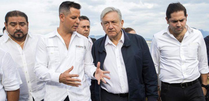 AMLO por Oaxaca; más engaño y manipulación para los pobres
