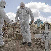 México suma 46 mil muertes