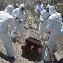 México suma 43 mil 374 muertes por Covid-19