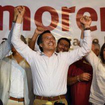 El gobierno de Cuitláhuac García corrupto y represor