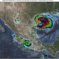 Hanna se convierte en el primer huracán de la temporada en el Atlántico