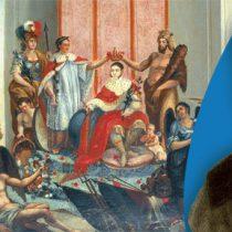 Francisco Ortega condena la traición de Iturbide