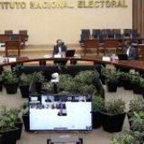 Rinden protesta los cuatro nuevos consejeros del INE