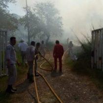 Explosión de ducto en Poza Rica, Veracruz deja 5 lesionados