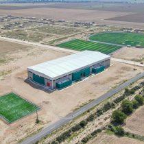 Villa de Arriaga estrena Unidad Deportiva de primer nivel