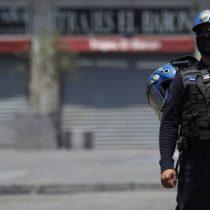 Mueren 29 policías de Edomex por Covid