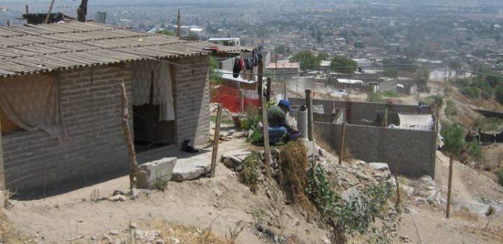 Sufre caída del 90% el sector vivienda en el Edomex
