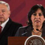 AMLO llama a denunciar a hermano de Irma Eréndira ante la FEPADE