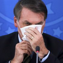 Jair Bolsonaro, presidente de Brasil, vuelve a dar positivo en prueba de Covid
