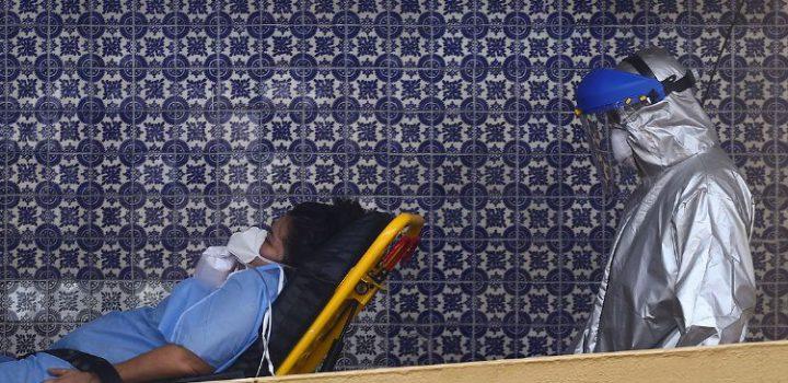 Repunta hospitalización de pacientes covid en el Valle de Toluca