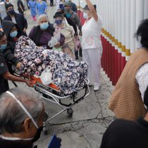 México se aproxima a los 350 mil casos confirmados de Covid