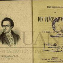 Wenceslao Alpuche, el poeta de Yucatán